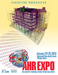 Exhibitor prospectus for an HVAC&R trade show.
