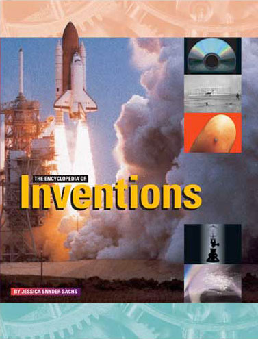 The Encyclopedia of Inventions for young readers.
