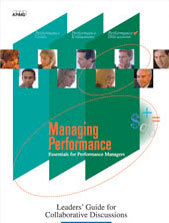 Performance management program for an international professional services firm.