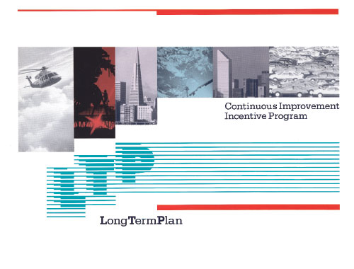Branding for long-term executive benefits planning at United Technologies.
